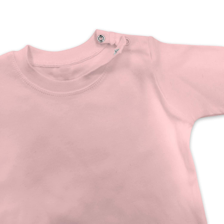 Up to Date Baby Baby T-Shirt Langarm Cute Skulls