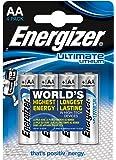 Energizer Batterie Lithium Mignon AA (1,5Volt 4er-Packung)