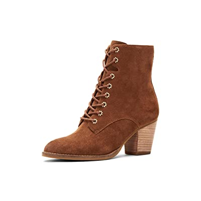 Frye and Co. Women's Allister Lace Up Ankle Boot   Ankle & Bootie