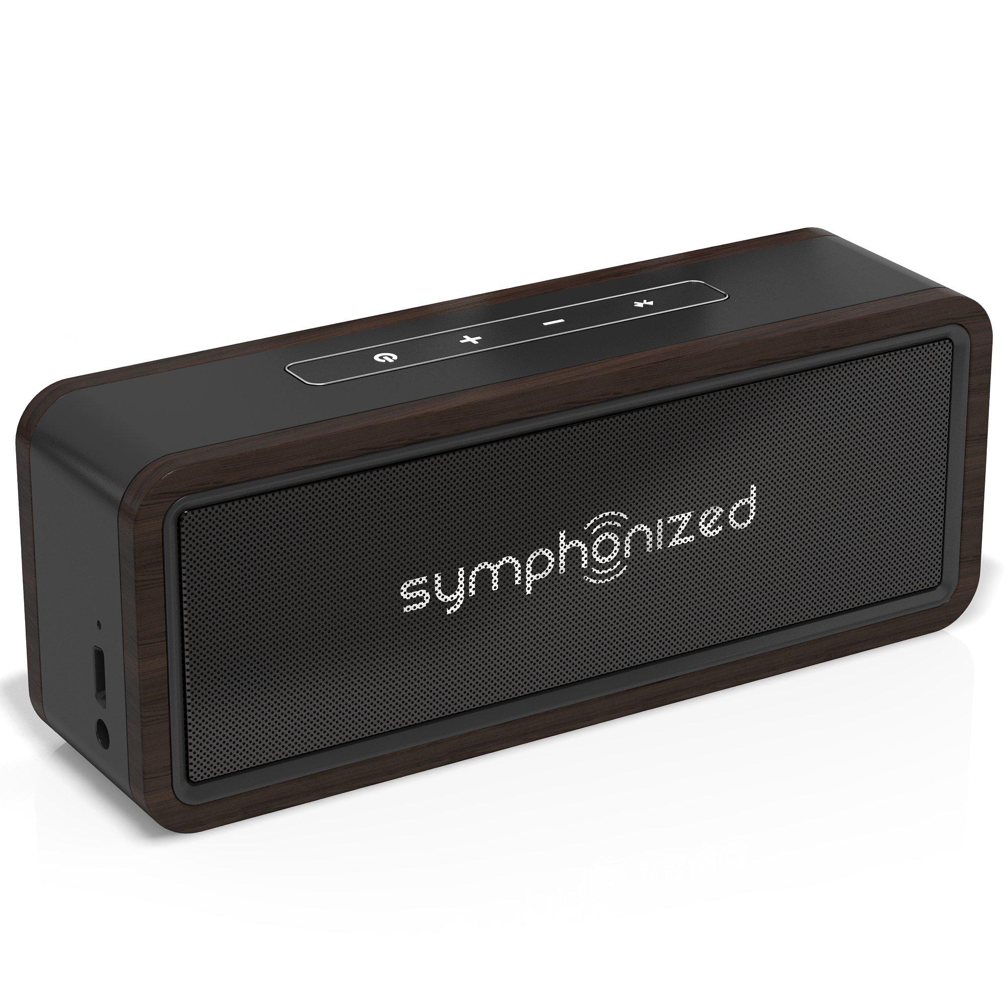 Symphonized NXT 2.0 Bluetooth Wireless Portable Speaker,...