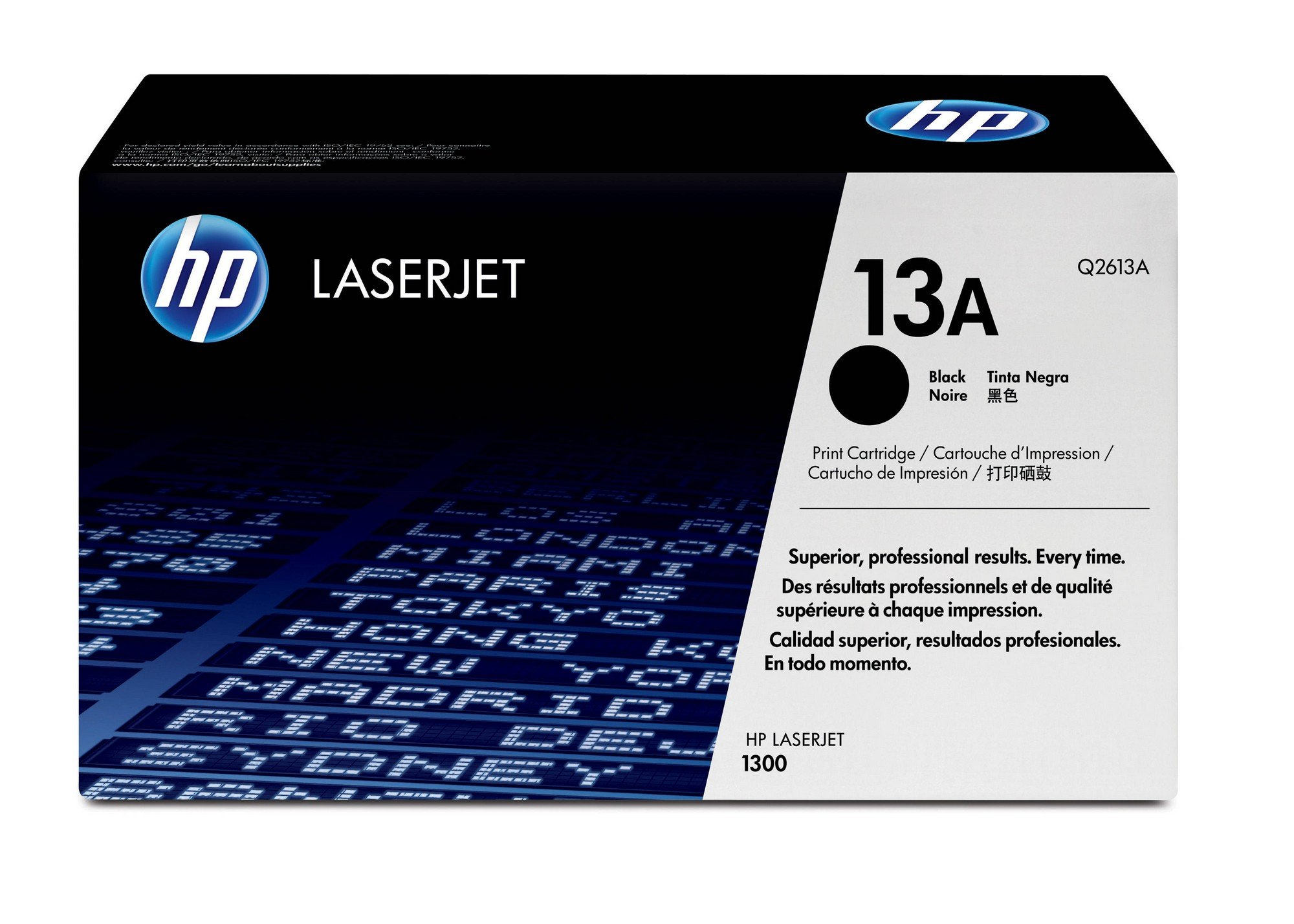 HP 13A (Q2613A) Black Toner Cartridge for HP LaserJet 1300
