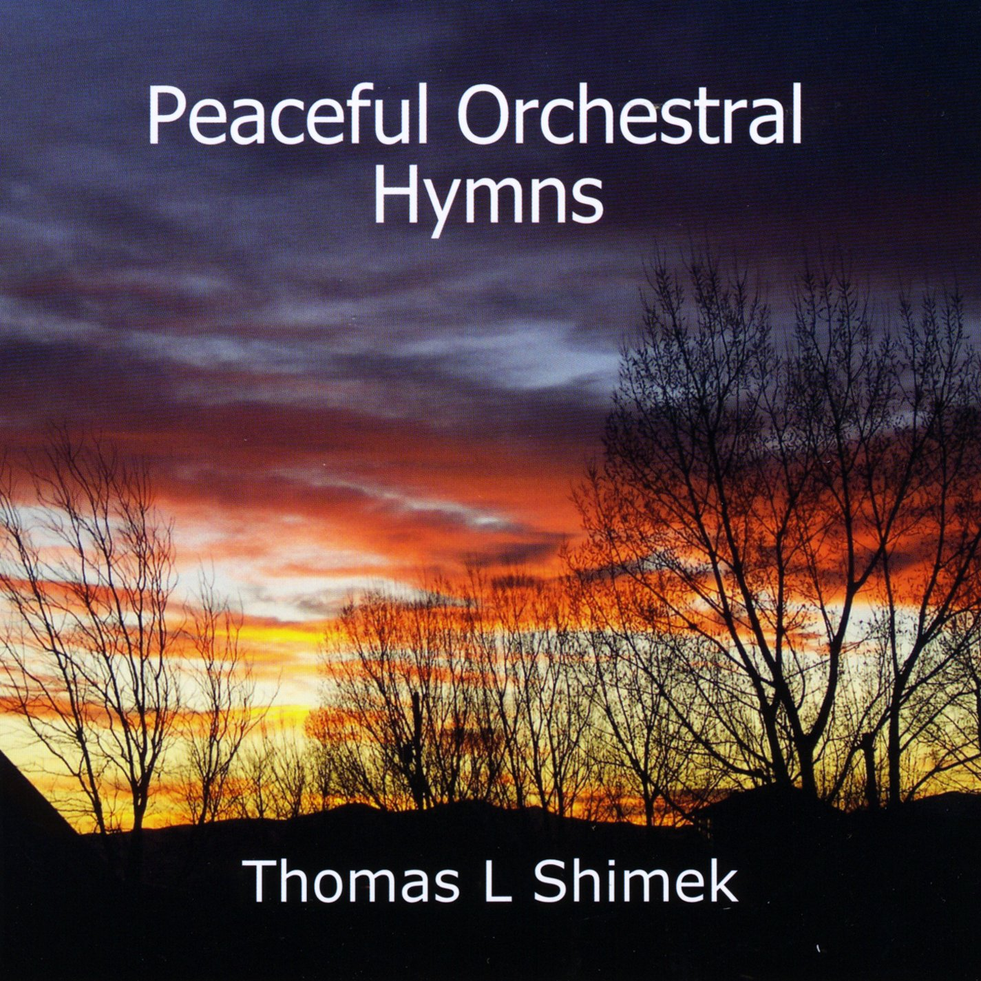 Peaceful Orchestral Hymns by CD Baby