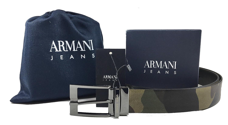 by Armani Jeans - Ceinture - Homme  Amazon.fr  Vêtements et accessoires 6a79616c540