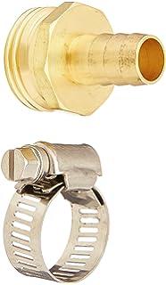 Charming MINTCRAFT GB934M3L Brass End Repair Male Hose, 1/2 Inch