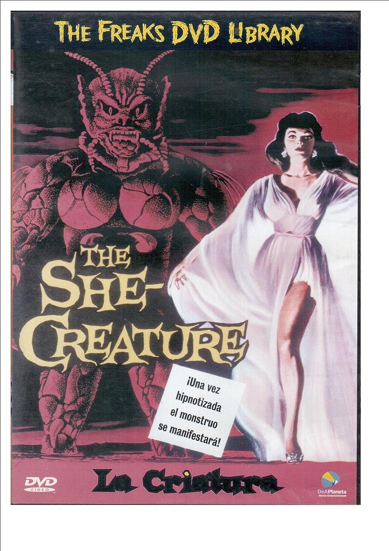 La Criatura (Freaks) [DVD]: Amazon.es: Chester Morris, El ...