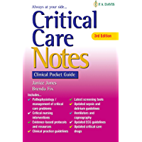 Critical Care Notes Clinical Pocket Guide