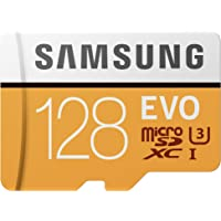 Samsung 128GB EVO Class 10 Micro SDXC Card