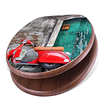 banjado Design Toilettensitz mit Absenkautomatik, WC-Sitz Holz ...