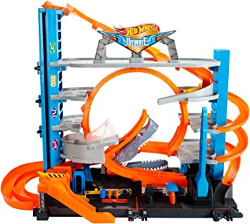 Oferta amazon: Hot Wheels - Megagaraje - coches juguetes - (Mattel FTB69)