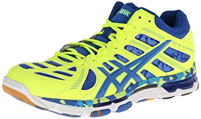 asics volleycross blue