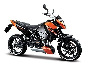 Maisto 1:12 Scale KTM 690 Duke Model Motorbike: Amazon.co.uk: Toys ...
