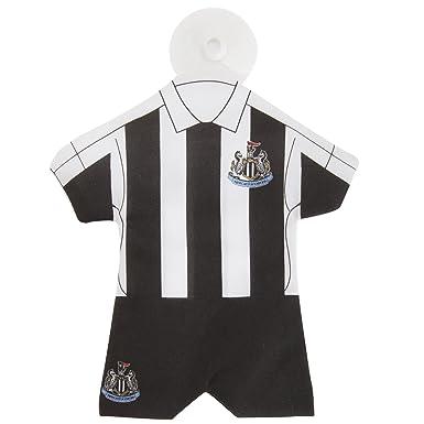 Mini Camiseta con Ventosa para coche-Newcastle United FC: Amazon ...