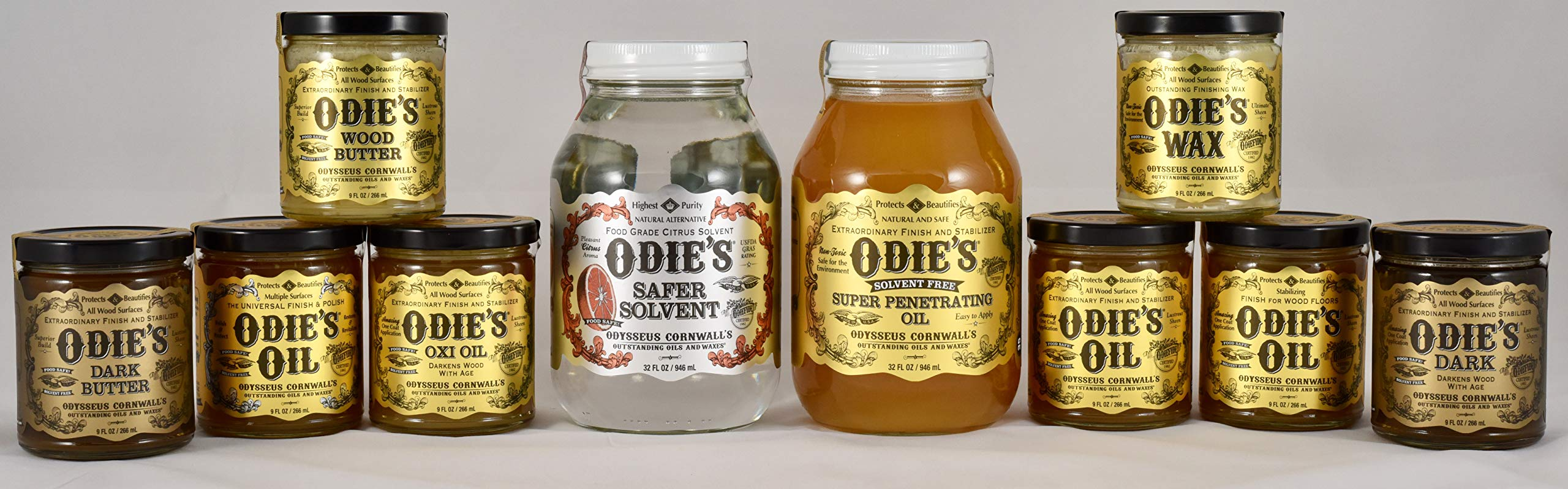 Odie's Oil - Universal - 9oz Jar by Odysseus Cornwall's