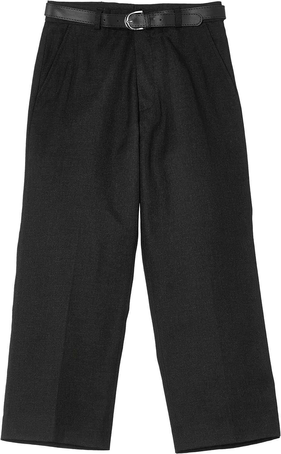 Manufacturer Size: 50 Black Trutex Boys Sturdy Fit Trousers 16 Years