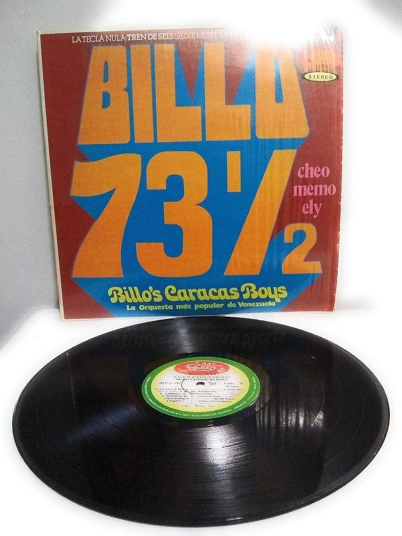 Billo's Caracas Boys – Billo 73 Vinyl LP 1 Atlanta Mall - 2 Award