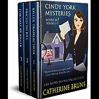 Cindy York Mysteries Boxed Set (Books 1-3)