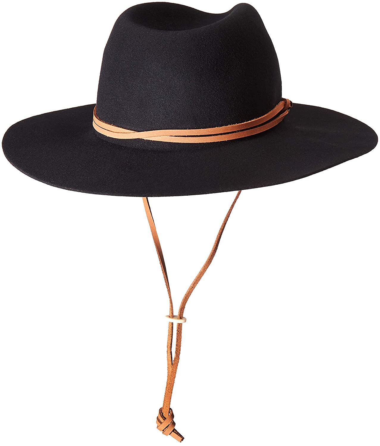 Pantropic Mens Creekside Litefelt Fedora Trilby Hat