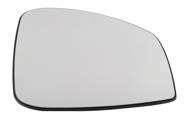 TarosTrade 57-0385-R-62306 Vetro Specchietto Retrovisore Riscaldabile Lato Destro