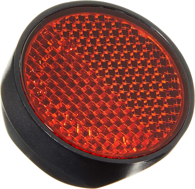 StVZO Neu FALKx Fahrrad Reflektor Rückstrahler Schutzblech Montage Oval