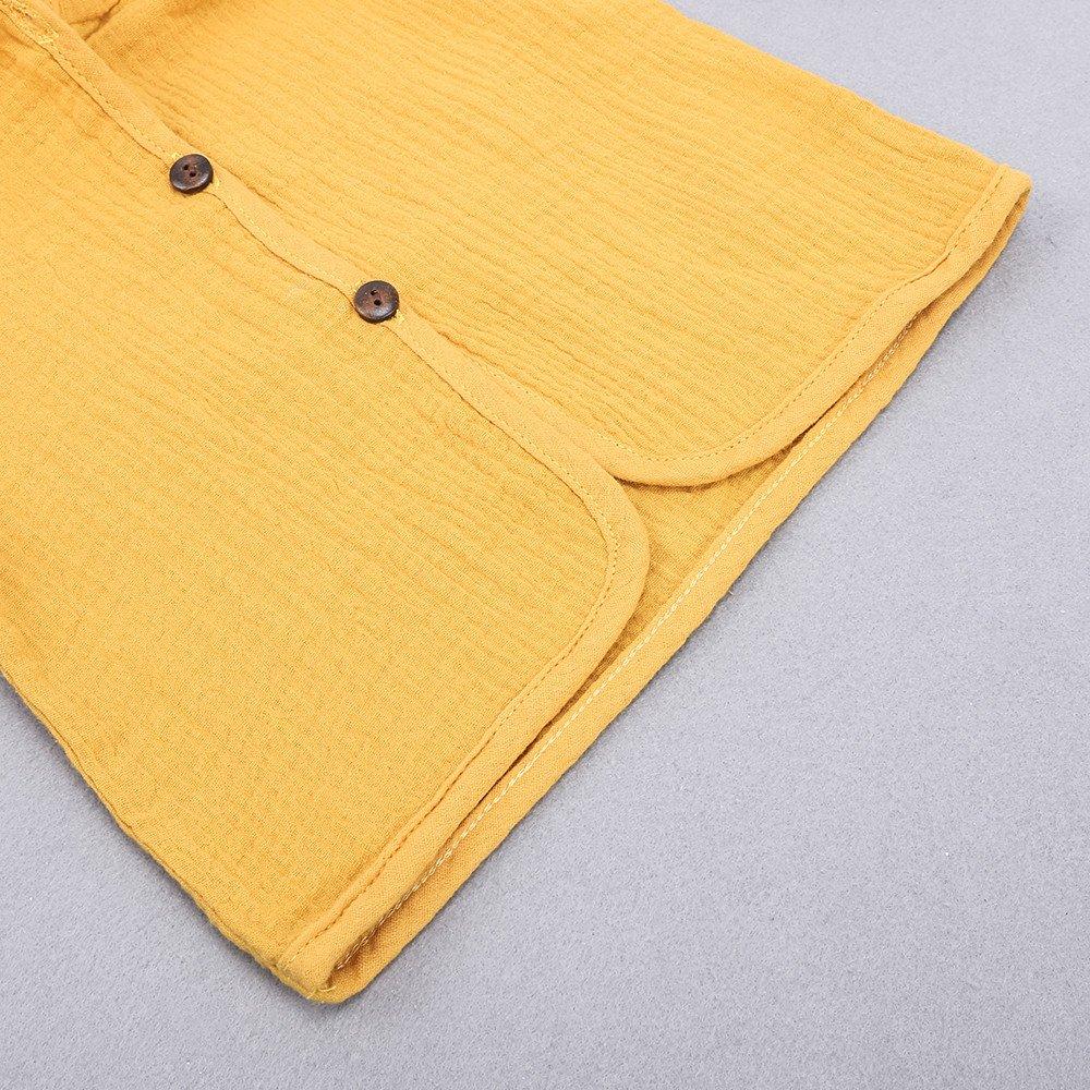 Baby Kids Girl Green Yellow Pink Botton Long Sleeve Hooded Coat Jacket