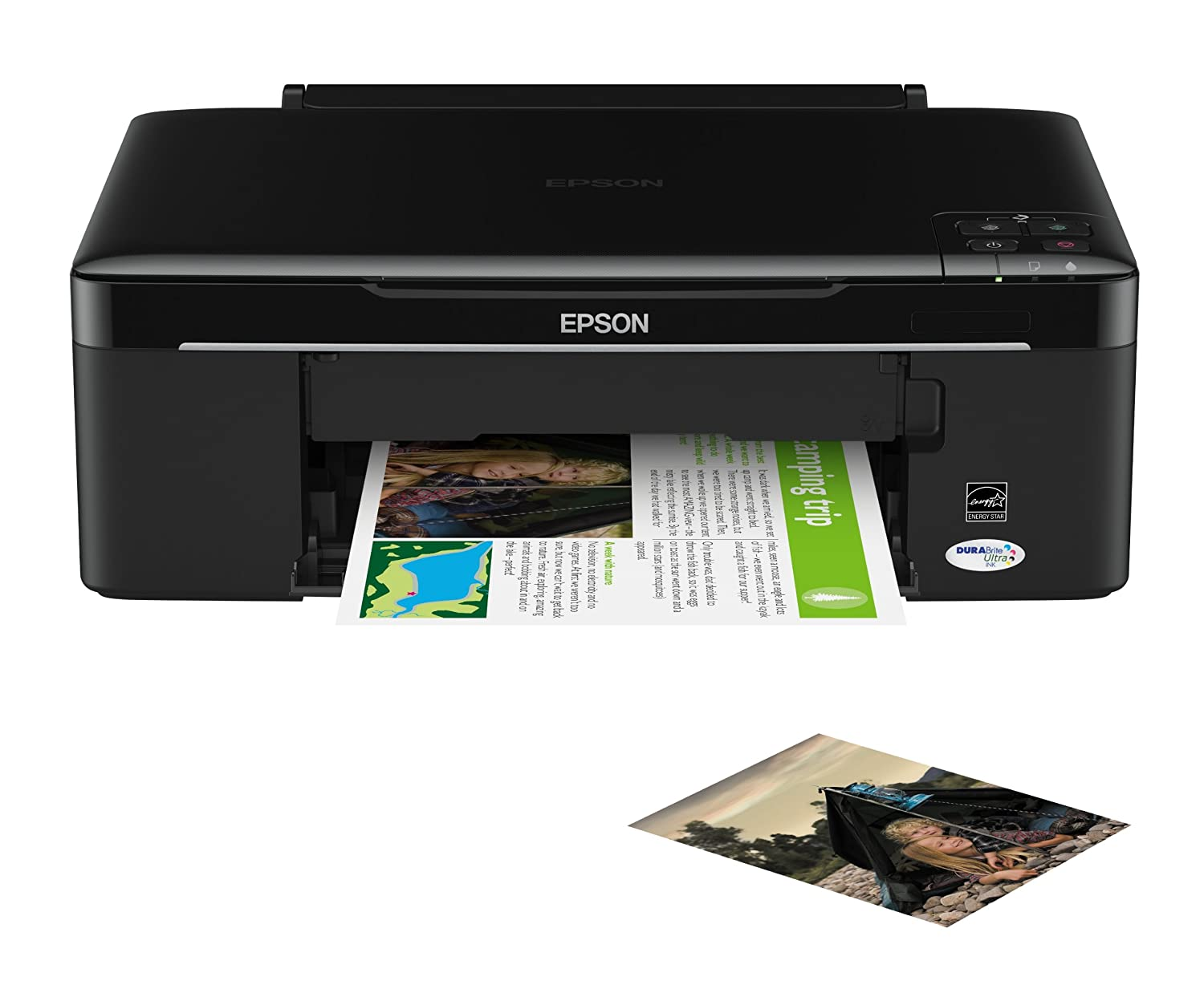 epson stylus sx125 all in one print scan copy printer amazon co rh amazon  co uk epson stylus sx125 user manual Epson Stylus Printers