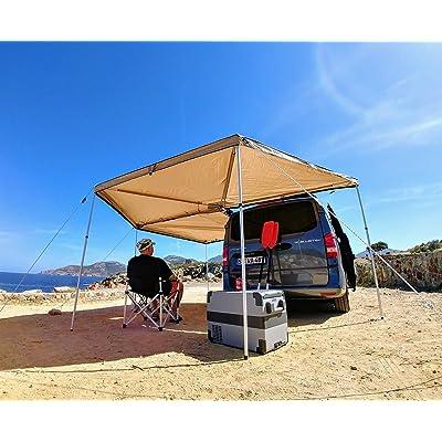 ABANICO Tente camping / auvent avec tapis de sol pour Volkswagen VW T4 / T5
