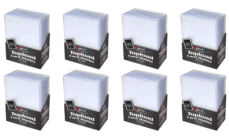 Bcw Trading Card Holder 3 X 4 Toploader
