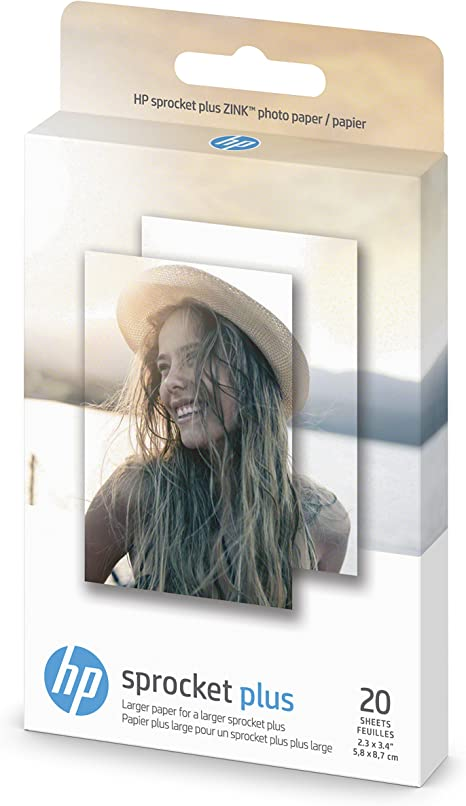 Amazon.com: HP 2FR23A - Papel fotográfico para impresora HP ...