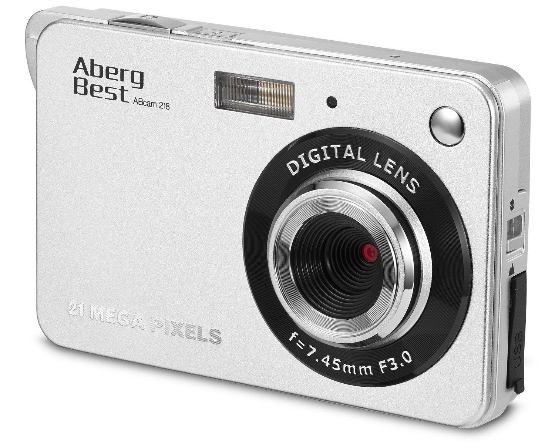 "Aberg Best 21 Mega Pixels 2.7"" LCD Rechargeable HD: Amazon.co.uk: Camera &  Photo"