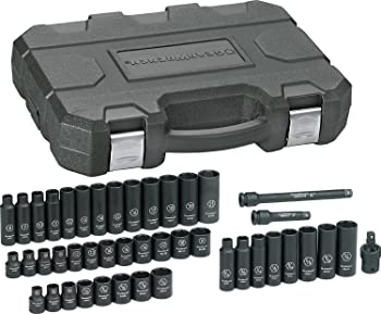 GearWrench 44-Piece GearWrench SAE/Metric 3/8