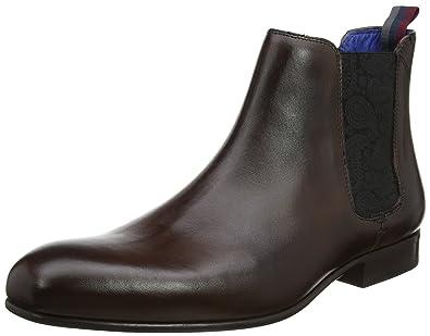 911d23599 Ted Baker Men s Kayto Chelsea Boots  Amazon.co.uk  Shoes   Bags