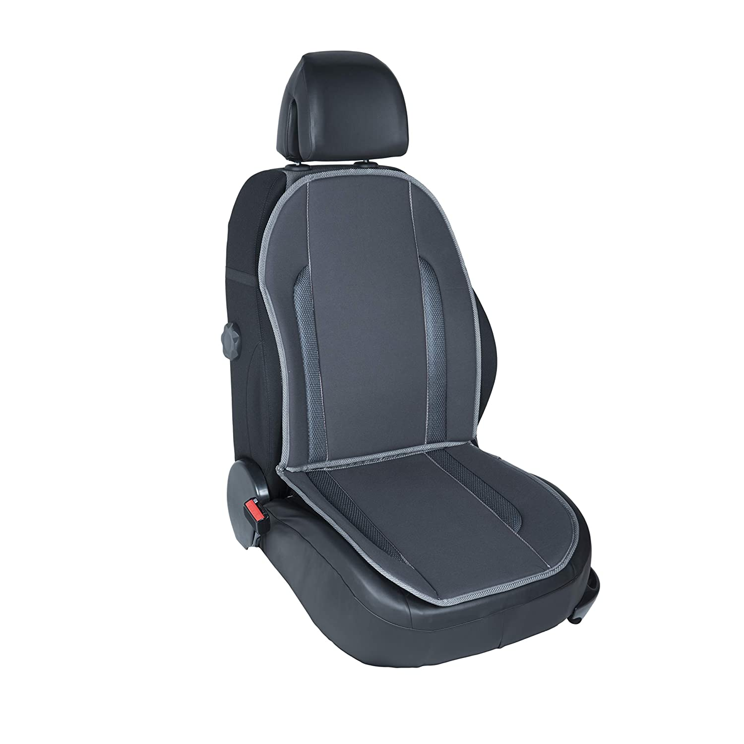 Universel Couvre Si/ège Antid/érapant Compatible Airbag Confort Gris DBS Voiture//Auto