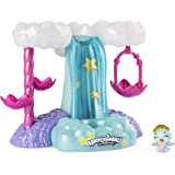Hatchimals CollEGGtibles, Waterfall Playset with Lights and an Exclusive Season 4 Hatchimals CollEGGtible, for Ages 5 and Up