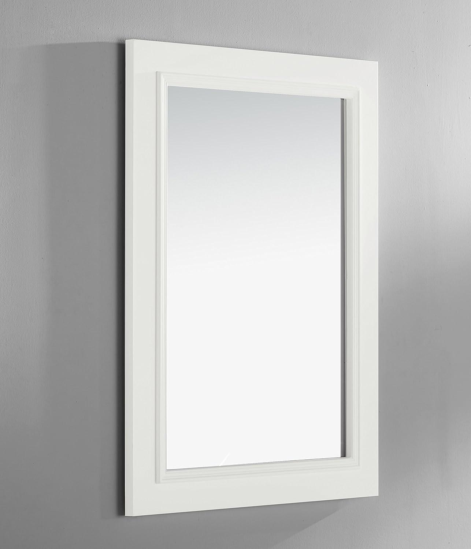 Amazon.com: Simpli Home Cambridge Bath Vanity Mirror, 22\