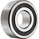 FAG NUP210E-TVP2 Cylindrical Roller Bearing, Single Row, Straight Bore, Removable Inner Ring, Two Piece, High Capacity…