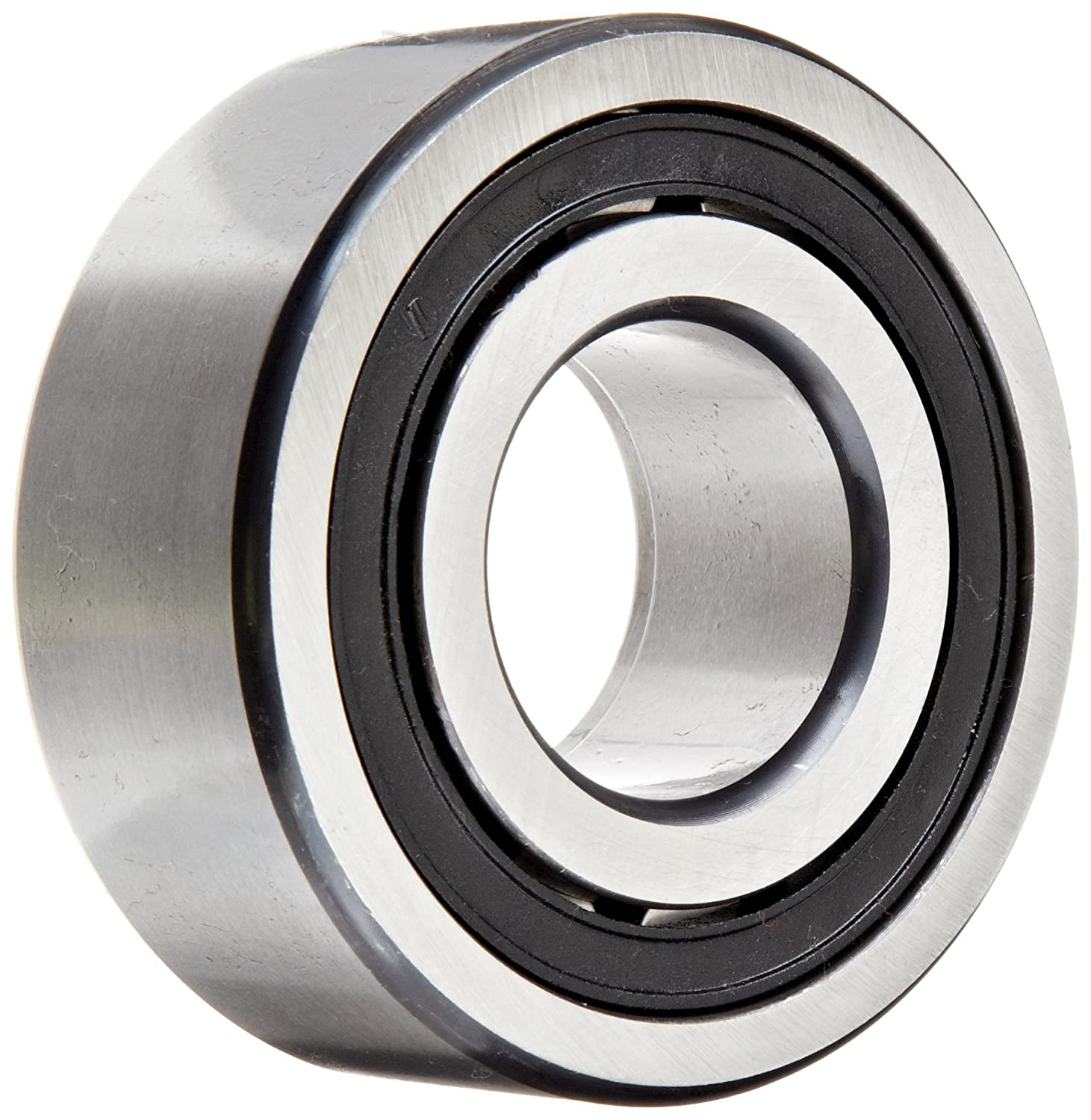 23mm Width Schaeffler Technologies Co Metric 90mm OD 40mm ID Single Row Removable Inner Ring High Capacity FAG NUP308E-M1 Cylindrical Roller Bearing NUP308-E-M1 Straight Bore Normal Clearance Two Piece