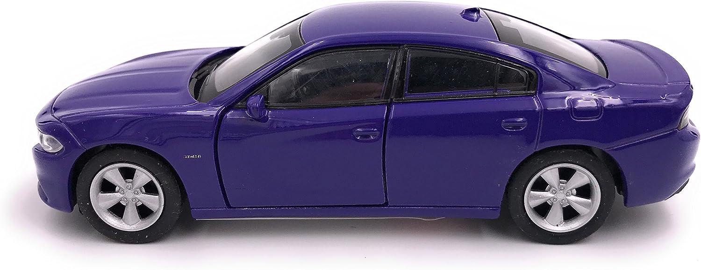 H Customs Dodger Charger Rt 2016 Modellauto Auto Lizenzprodukt 1 34 1 39 Blau Auto