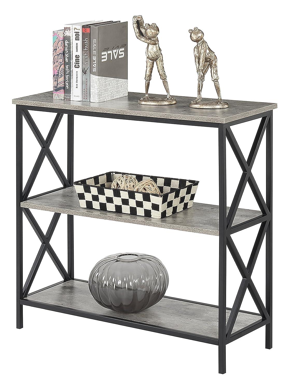 Convenience Concepts 161833C1 3-Tier Bookcase, Faux Birch