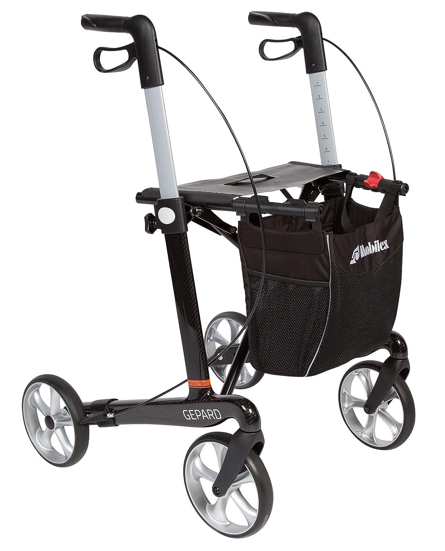 Ligero andador con ruedas del guepardo, la fibra de carbono Carbon ...