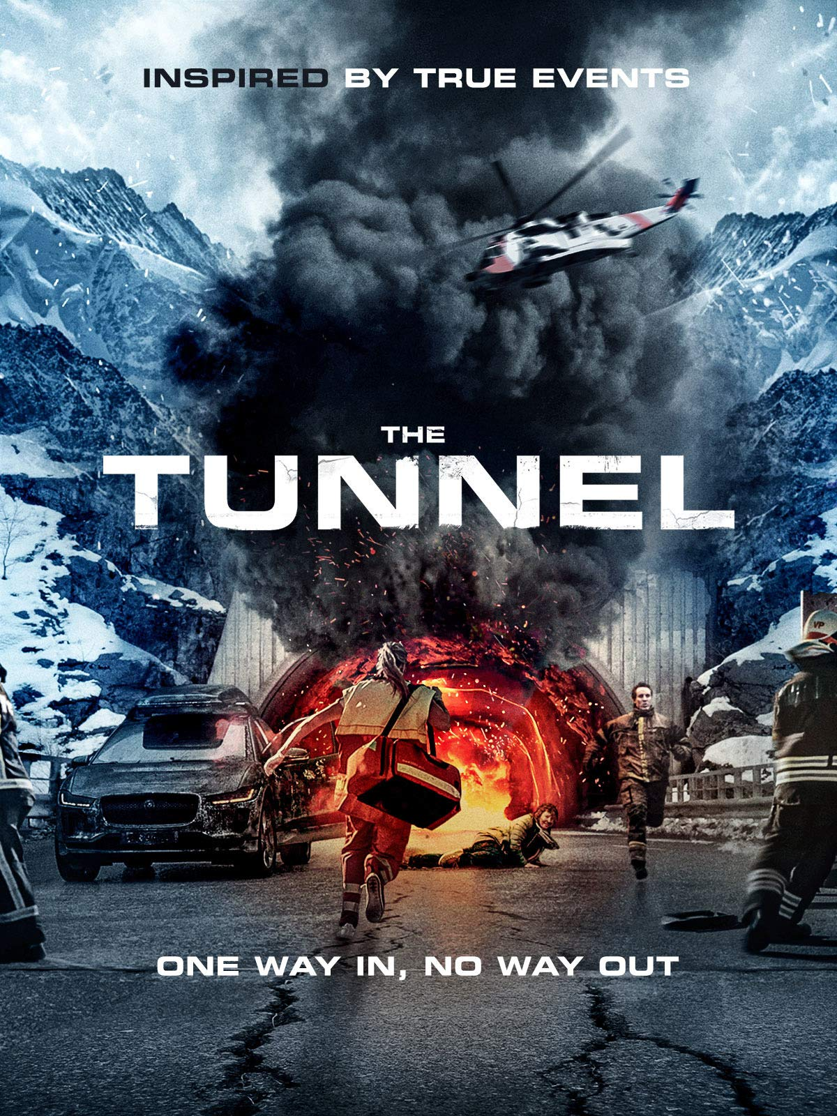 The Tunnel on Amazon Prime Video UK