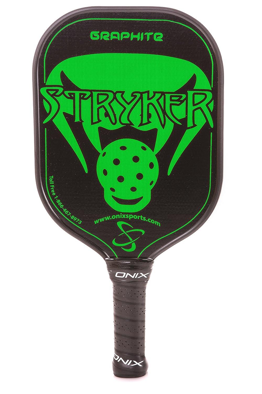 ONIX Graphite Stryker Pickleball Paddle, Unisex, KZ200-GRN, Verde ...