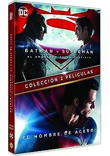 Hombre De Acero / Batman V Superman