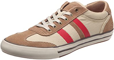Skechers Planfix Diamo 63135 Zapatillas de Lona para Hombre