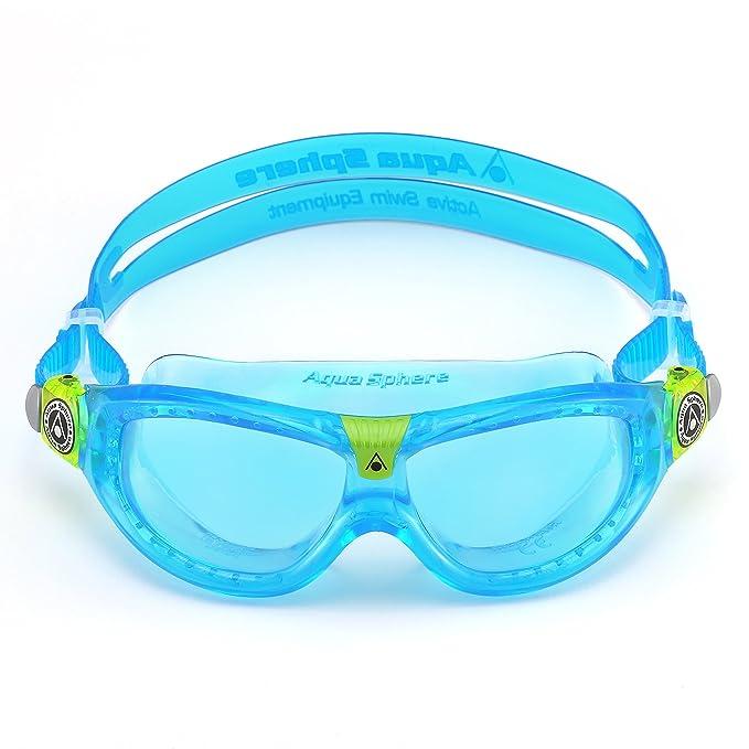 Amazon.com: Gafas de natación Aqua Sphere Seal Kid ...