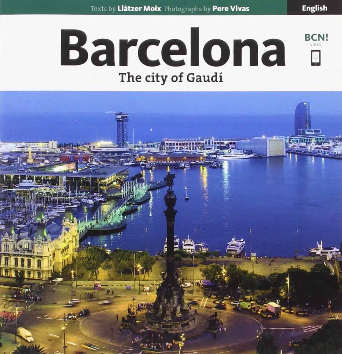 Barcelona (S4 +) Inglés. La ciudad de Gaudí (Sèrie 4+) (Inglés) Tapa blanda – 18 jul 2016 Llatzer Moix Triangle Postals S.L. 8484787214