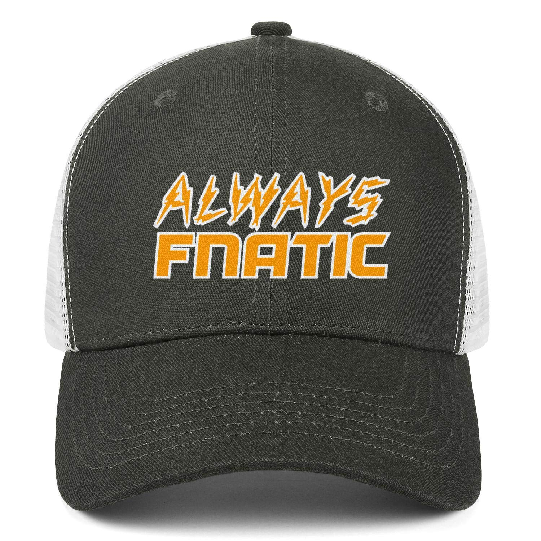 Unisex Always Fnatic One Size Cowboy Hat Outdoor Gas Cap Bucket Hat