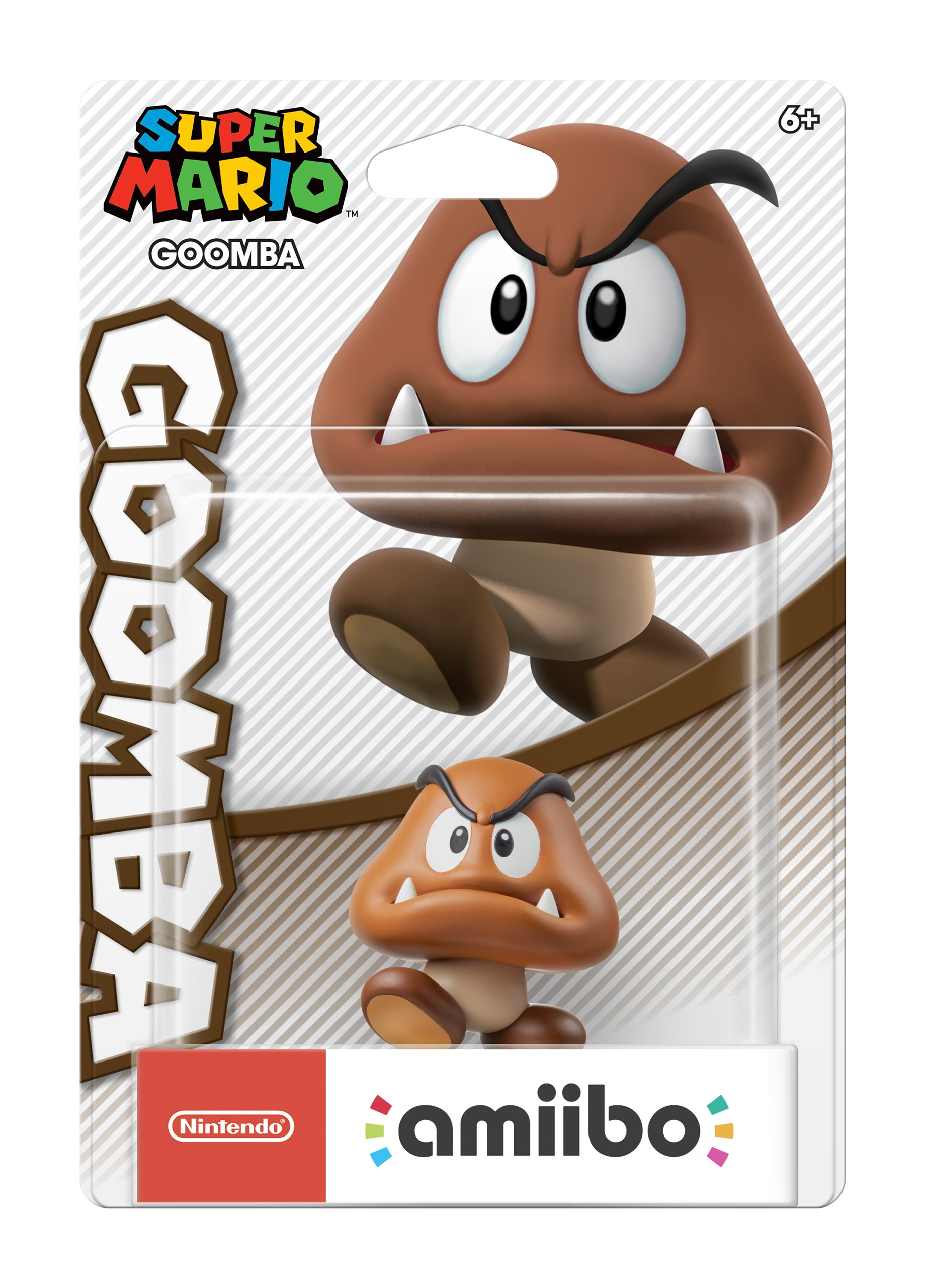 Amiibo - Goomba (Super Mario)