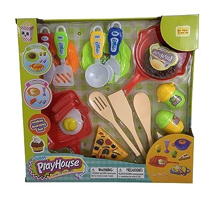 Happy PlayHouse Kitchen Set