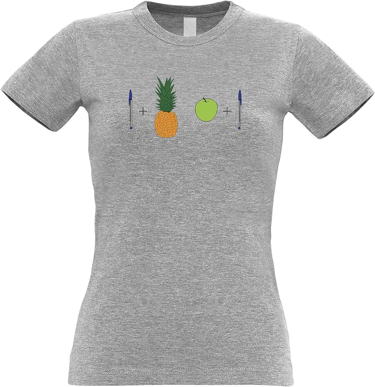 Meme Womens Tshirt Pen Pineapple Apple Pen Song Parody