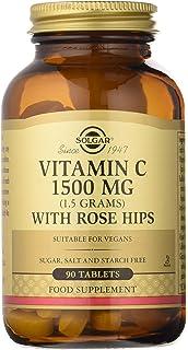 Solgar Ester-C Plus Vitamina C 1000 mg Comprimidos - Envase ...